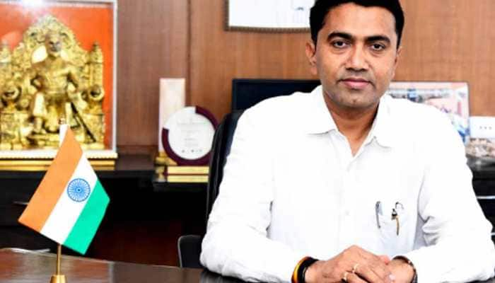Goa CM Pramod Sawant tests positive for COVID-19, under home isolation