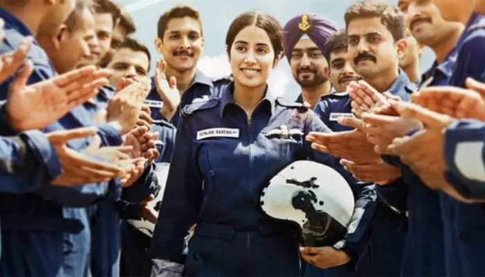HC refuses to stay streaming of Netflix movie 'Gunjan Saxena - The Kargil Girl'