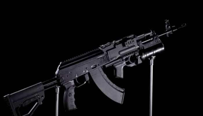 India signs deal with Russia to manufacture AK-47 203 rifles; production to start soon
