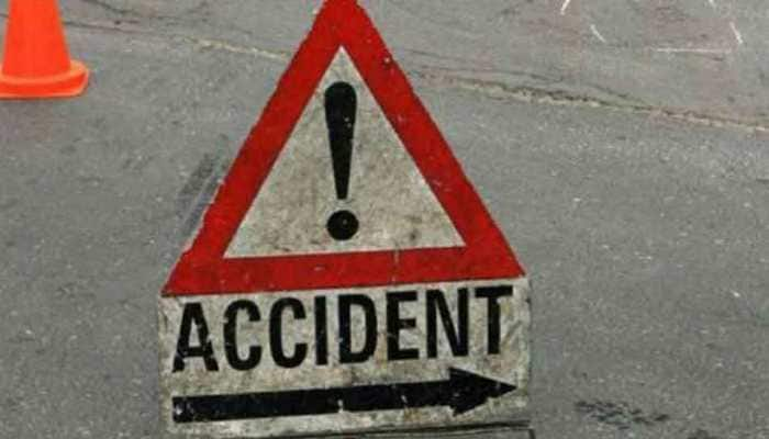 30 people injured in bus accident on Lucknow-Agra Expressway in UP's Kannauj
