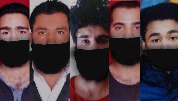 J&K Police arrests five ISJK terrorists for martyring BSF jawans in Srinagar, seizes four vehicles