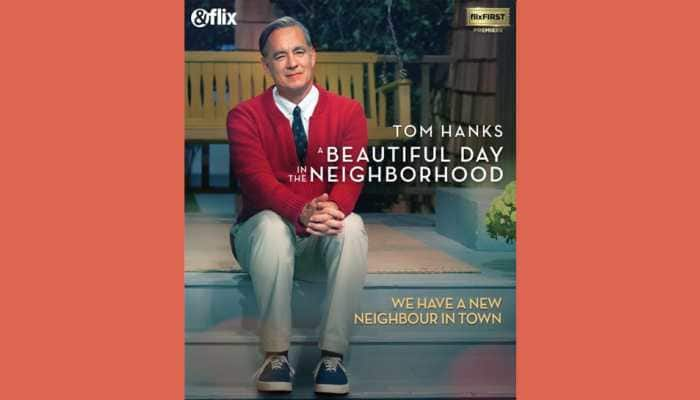 Watch Tom Hanks starrer 'A Beautiful Day In The Neighborhood' on Flix First Premiere