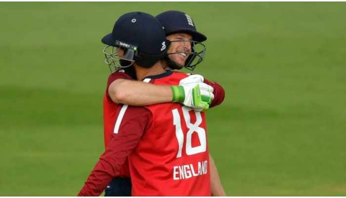 Jos Buttler shines as England clinch three-match T20I series against Australia