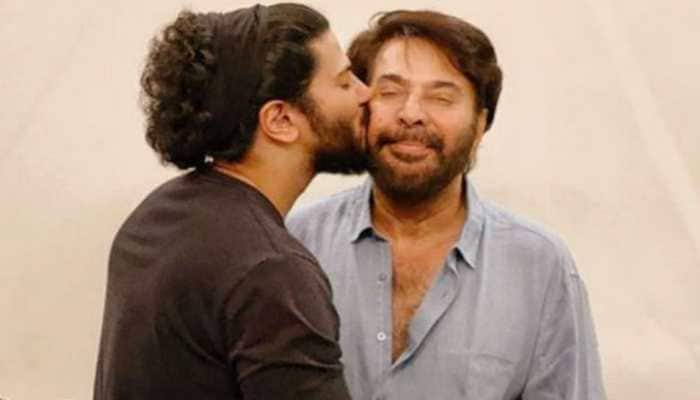 Dulquer Salmaan's birthday wish for 'The OG' Mammootty takes the cake!