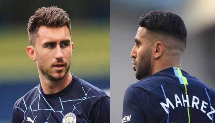 Manchester City's Riyad Mahrez, Aymeric Laporte test positive for coronavirus