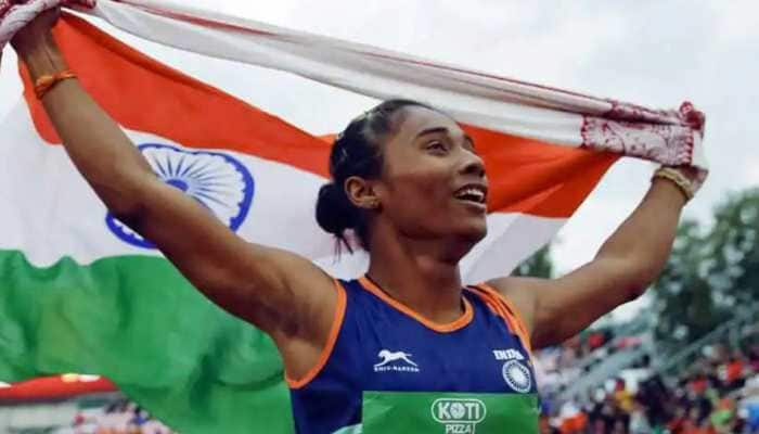 Star sprinter Hima Das, others complain of poor food quality at NIS Patiala