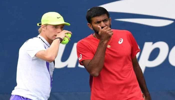 US Open 2020: Indo-Canadian pair Rohan Bopanna-Denis Shapovalov lose men's doubles quarterfinal clash