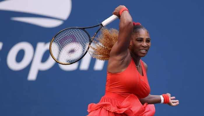 US Open 2020: Serena Williams books quarterfinal berth after tough test against Maria Sakkari