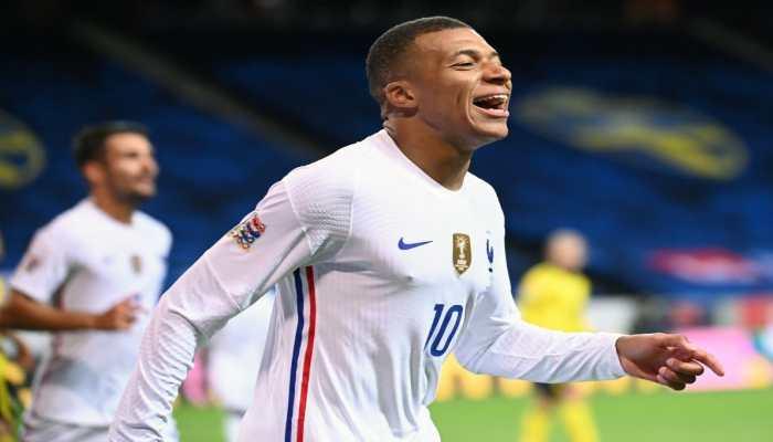 UEFA Nations League: France striker Kylian Mbappe tests positive for coronavirus ahead of Croatia clash