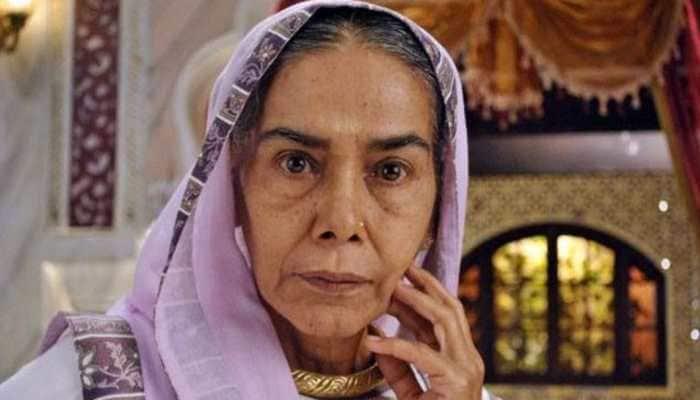 Balika Vadhu actress Surekha Sikri's health stable but remains under observation