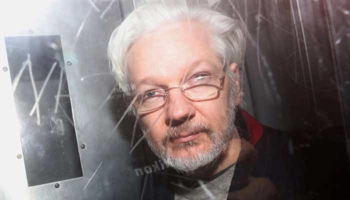 Donald Trump targeting WikiLeaks' Julian Assange as 'political enemy', UK court told