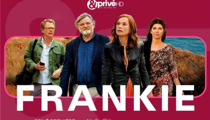 Witness three generations unite and the chaos that ensues in the Privé Premiere of 'Frankie' on &PrivéHD