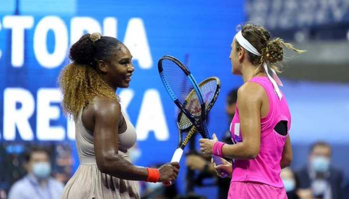 US Open 2020: Victoria Azarenka stuns Serena Williams to set up Naomi Osaka showdown