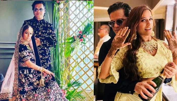 Bollywood bombshell Poonam Pandey marries boyfriend Sam Bombay - Pics inside