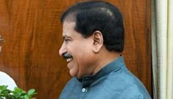 Union MoS for Railways Suresh Angadi tests coronavirus COVID-19 positive