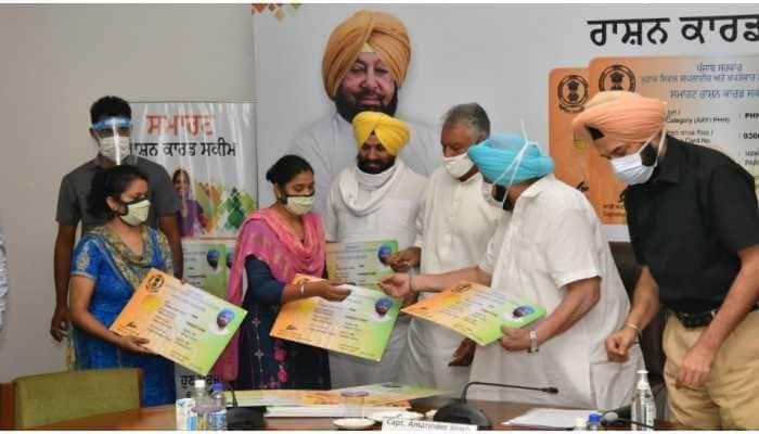 Punjab rolls out state-wide smart ration card scheme to cover 1.41 crore NFSA beneficiaries