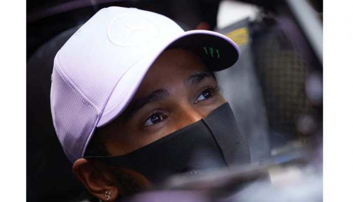 Tuscan Grand Prix: Lewis Hamilton takes pole, Charles LeClerc fifth for Ferrari's 1000th race