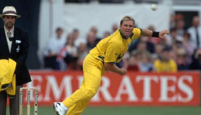 Born September 13, 1969: Shane Warne, legendary Australian spinner