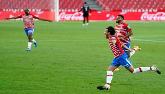 La Liga: Granada CF beat Athletic Bilbao, promoted Cadiz CF lose to CA Osasuna