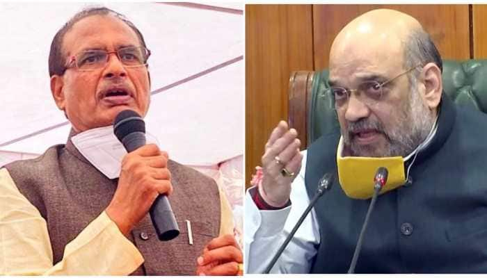 Praying for Amit Shah's speedy recovery: MP CM Shivraj Singh Chouhan after Home Minister gets admitted to AIIMS