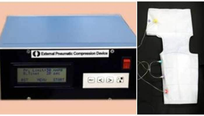 Engineers in Kerala develop indigenous device that can help prevent blood clot in deep vein