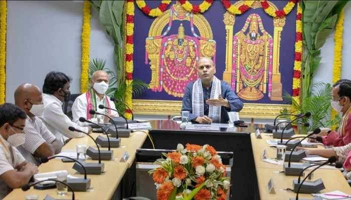 Devotees praise TTD's Sri Venkateswara Bhakthi Channel; EO calls it chief tool of 'Sanatana Dharma prachar'