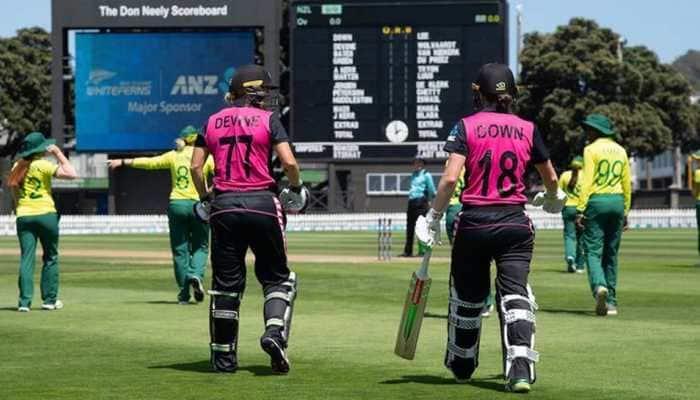 Fans to be allowed inside stadium for Australia vs New Zealand Women's series