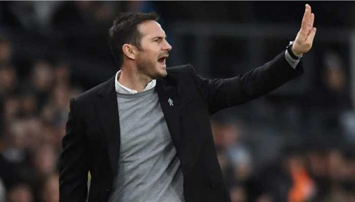 Frank Lampard left 'amused' by Liverpool manager Jurgen Klopp's dig on Chelsea spending