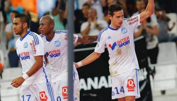 Ligue 1: Five sent off as Olympique Marseille grab rare 1-0 win against Paris Saint-Germain