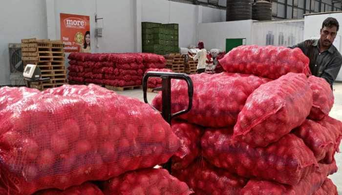 Centre bans export of onions with immediate effect