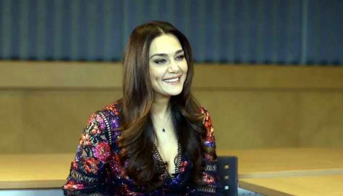 Preity Zinta undergoes third coronavirus test, result is negative