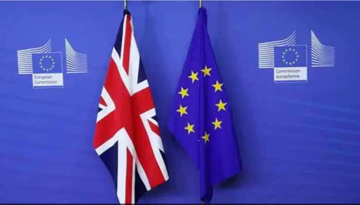 UK sees 'a way through' parliamentary maze for Brexit treaty breach bill
