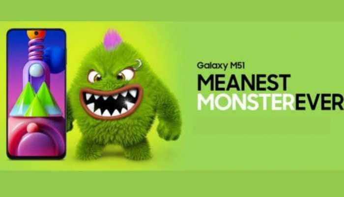 How Samsung Galaxy M51 Emerged As The Clear Winner For Meanest Monster Ever!