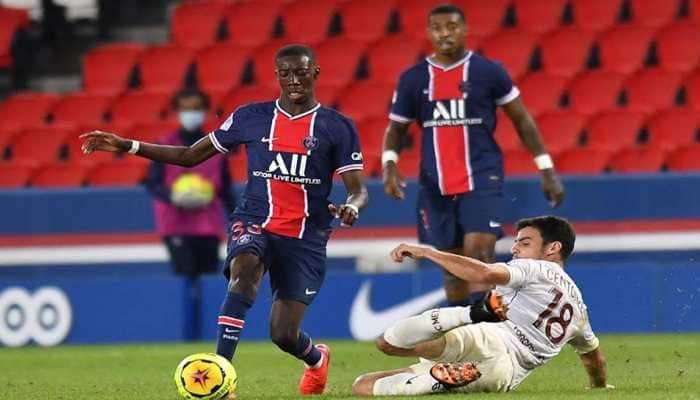 Ligue 1: Julian Draxler's last-gasp header gives PSG first victory of season