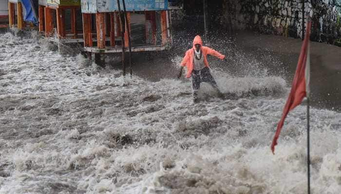 IMD predicts widespread rainfall over southern states, Maharashtra and Goa for next two days