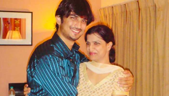 Sushant Singh Rajput's sister Meetu Singh shares heart-wrenching post on mother and brother's loss