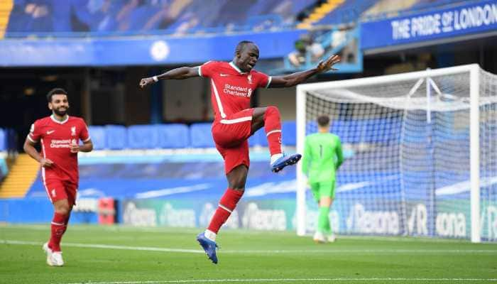 English Premier League: Sadio Mane brace powers Liverpool to comfortable victory over 10-man Chelsea