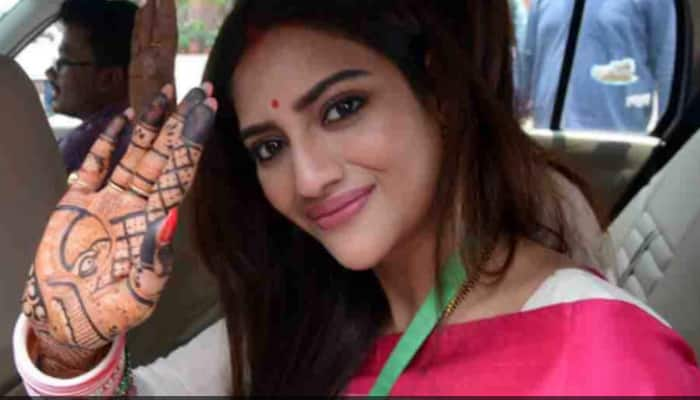 TMC MP Nusrat Jahan files complaint with Kolkata Police after dating app used her pic without consent