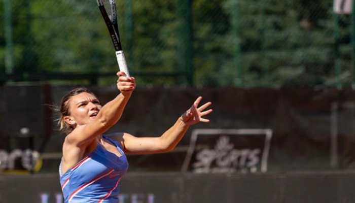 Simona Halep claims Rome title after Karolina Pliskova retires with injury