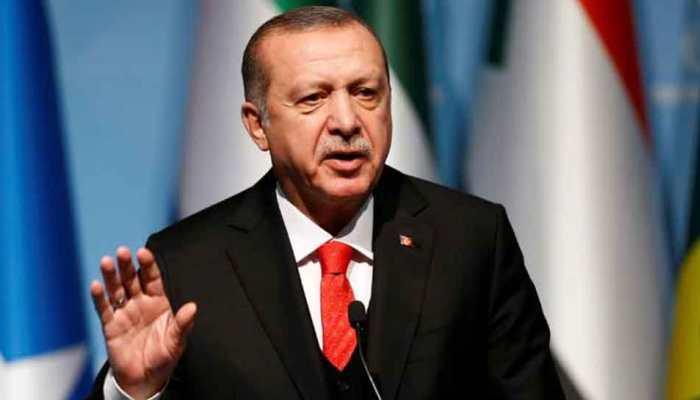 Question raised on Turkish President Erdogan's plan to monitor its citizens
