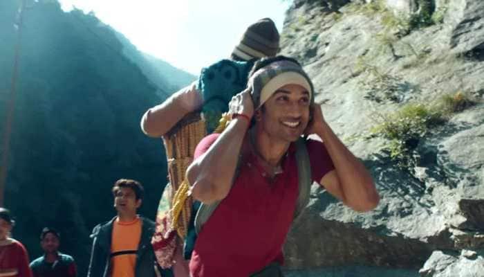 Sushant Singh Rajput 'teared up' on hearing 'Kedarnath' ending