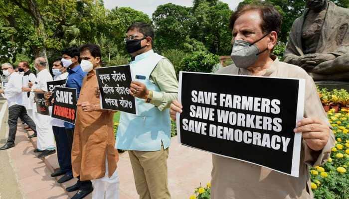 Congress launches nation-wide protest against farm bills