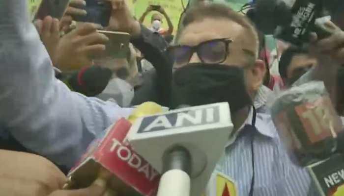 Ex-Bihar DGP Gupteshwar Pandey meets Nitish Kumar, triggers speculation about joining JDU