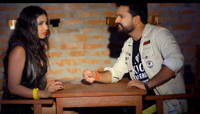 Bhojpuri superstar Ritesh Pandey's new viral song 'Kaun Tha' creates a storm online - Watch
