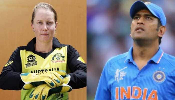Australia's Alyssa Healy surpasses MS Dhoni's wicket-keeping record in T20Is