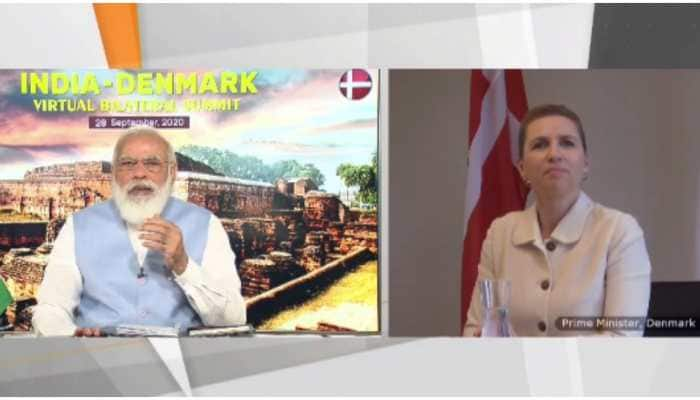 PM Narendra Modi calls for diversification of global supply chains during summit with Denmark's PM Mette Frederiksen