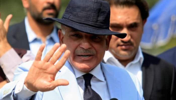 PML-N President Shahbaz Sharif, younger brother of Nawaz Sharif, arrested in money laundering case