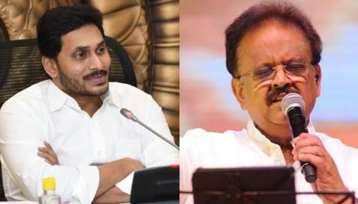 Andhra Pradesh CM YS Jaganmohan Reddy writes to PM Narendra Modi, seeks Bharat Ratna for SP Balasubrahmanyam
