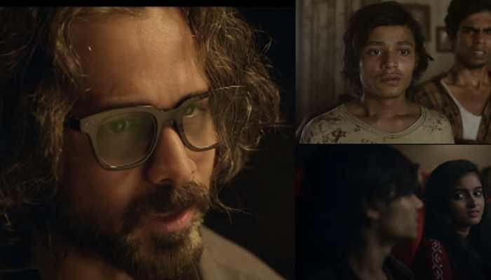 Harami trailer review: Emraan Hashmi starrer is a dark, hard-hitting saga - Watch