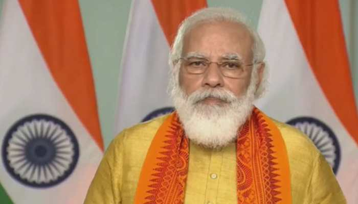 They demanded proof of surgical strike too: PM Narendra Modi attacks Opposition on farm law protests